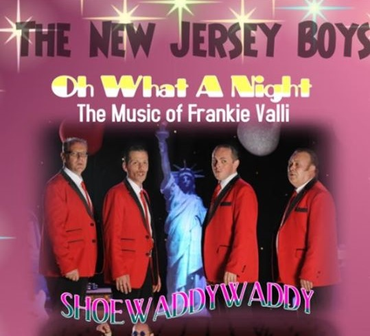 New Jersey boys – Dobbie Hall
