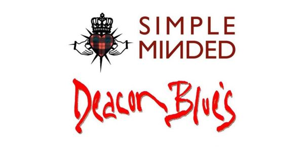 SIMPLE MINDED & DEACON BLUES