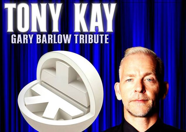 GARY BARLOW TRIBUTE (SOLD OUT)