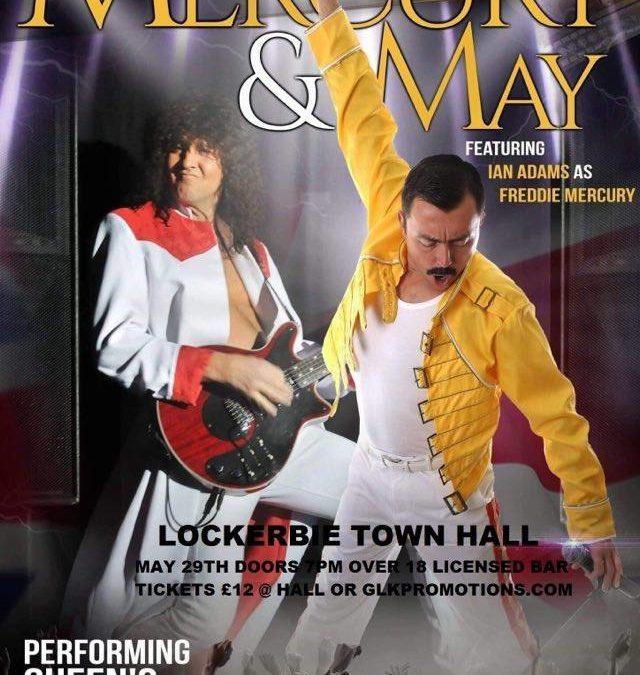 Mercury & May (Lockerbie)